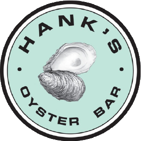 Logo for Print: Hank's Oyster Bar